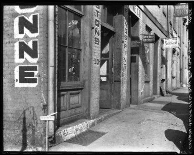 Rapid Transit Photographs -- Box 18, Folder 42 (October 5, 1926 - October 14, 1926) -- negative, 1926-10-14, 3:21 P.M.