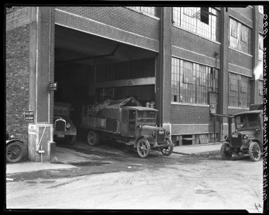 Rapid Transit Photographs -- Box 19, Folder 01 (November 8, 1926) -- negative, 1926-11-08, 2:30 P.M.