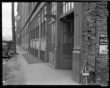 Rapid Transit Photographs -- Box 19, Folder 01 (November 8, 1926) -- negative, 1926-11-08, 2:35 P.M.