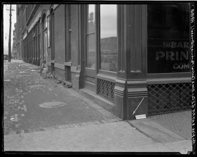 Rapid Transit Photographs -- Box 19, Folder 01 (November 8, 1926) -- negative, 1926-11-08, 2:47 P.M.