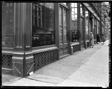 Rapid Transit Photographs -- Box 19, Folder 02 (November 8, 1926 - November 12, 1926) -- negative, 1926-11-08, 2:50 P.M.