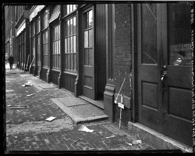 Rapid Transit Photographs -- Box 19, Folder 02 (November 8, 1926 - November 12, 1926) -- negative, 1926-11-08, 2:54 P.M.