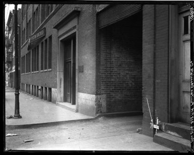 Rapid Transit Photographs -- Box 19, Folder 02 (November 8, 1926 - November 12, 1926) -- negative, 1926-11-08, 3:08 P.M.