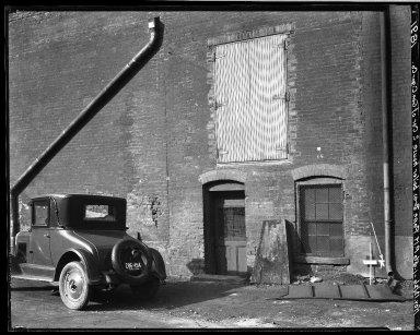 Rapid Transit Photographs -- Box 19, Folder 03 (November 12, 1926) -- negative, 1926-11-12, 1:56 P.M.
