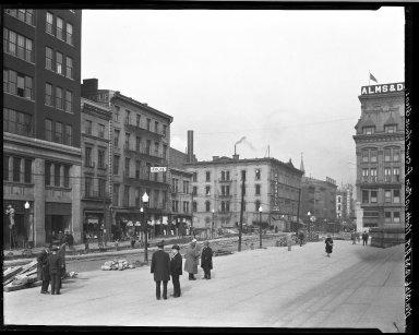 Rapid Transit Photographs -- Box 19, Folder 05 (November 13, 1926) -- negative, 1926-11-13, 10:35 A.M.