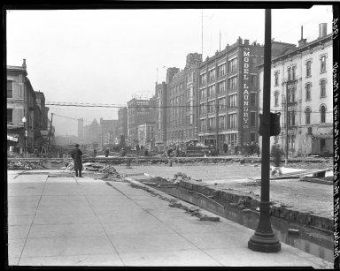 Rapid Transit Photographs -- Box 19, Folder 05 (November 13, 1926) -- negative, 1926-11-13, 10:45 A.M.