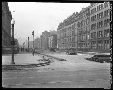 Rapid Transit Photographs -- Box 19, Folder 05 (November 13, 1926) -- negative, 1926-11-13, 10:52 A.M.