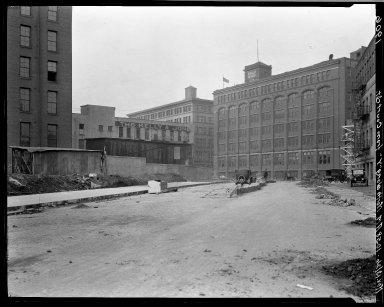 Rapid Transit Photographs -- Box 19, Folder 05 (November 13, 1926) -- negative, 1926-11-13, 10:58 A.M.