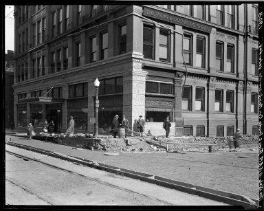 Rapid Transit Photographs -- Box 19, Folder 05 (November 13, 1926) -- negative, 1926-11-13, 11:15 A.M.