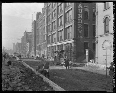 Rapid Transit Photographs -- Box 19, Folder 06 (November 13, 1926 - November 17, 1926) -- negative, 1926-11-13, 11:22 A.M.
