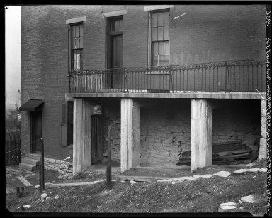 Rapid Transit Photographs -- Box 19, Folder 10 (December 2, 1926) -- negative, 1926-12-02, 11:18 A.M.