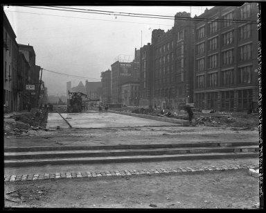 Rapid Transit Photographs -- Box 19, Folder 12 (December 2, 1926 - December 3, 1926) -- negative, 1926-12-02, 2:42 P.M.