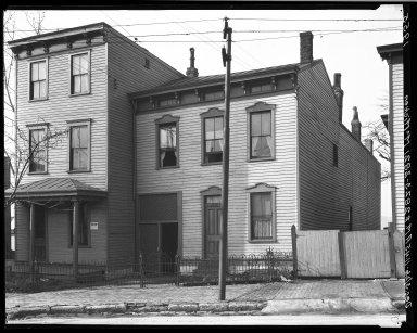 Rapid Transit Photographs -- Box 19, Folder 13 (December 3, 1926) -- negative, 1926-12-03, 11:45 A.M.