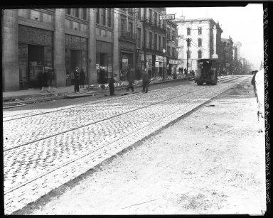Rapid Transit Photographs -- Box 19, Folder 14 (December 3, 1926) -- negative, 1926-12-03, 2:45 P.M.