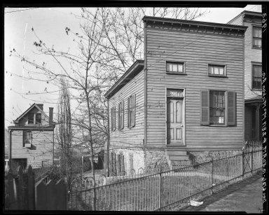Rapid Transit Photographs -- Box 19, Folder 15 (December 6, 1926) -- negative, 1926-12-06, 10:50 A.M.