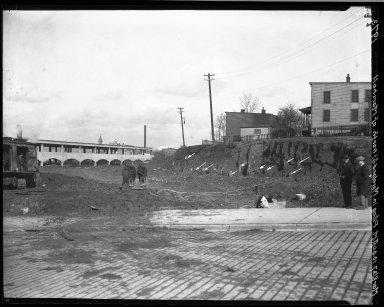 Rapid Transit Photographs -- Box 19, Folder 16 (December 6, 1926 - March 8, 1927) -- negative, 1927-03-08, 10:40 A.M.
