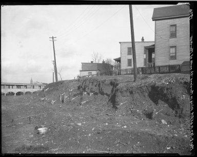 Rapid Transit Photographs -- Box 19, Folder 16 (December 6, 1926 - March 8, 1927) -- negative, 1927-03-08, 10:45 A.M.