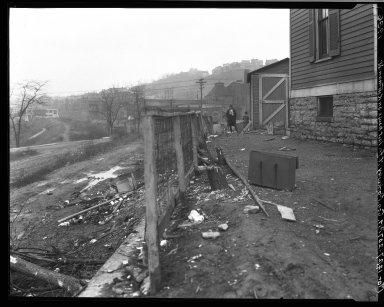 Rapid Transit Photographs -- Box 19, Folder 18 (March 8, 1927 - March 14, 1927) -- negative, 1927-03-14, 2:07 P.M.