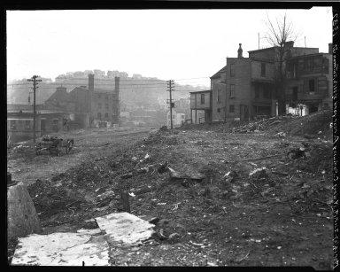 Rapid Transit Photographs -- Box 19, Folder 19 (March 14, 1927 - March 16, 1927) -- negative, 1927-03-14, 2:11 P.M.