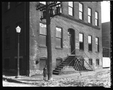 Rapid Transit Photographs -- Box 19, Folder 20 (March 16, 1927) -- negative, 1927-03-16, 2:55 P.M.