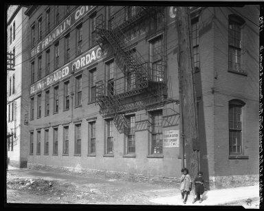 Rapid Transit Photographs -- Box 19, Folder 20 (March 16, 1927) -- negative, 1927-03-16, 2:59 A.M.