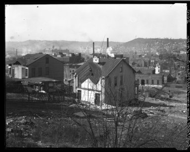 Rapid Transit Photographs -- Box 19, Folder 22 (April 5, 1927 - April 6, 1927) -- negative, 1927-04-05, 9:55 A.M.