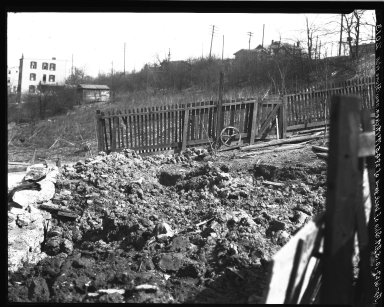 Rapid Transit Photographs -- Box 19, Folder 23 (April 6, 1927) -- negative, 1927-04-06, 10:15 A.M.