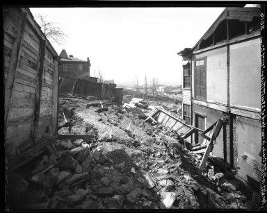 Rapid Transit Photographs -- Box 19, Folder 24 (April 6, 1927) -- negative, 1927-04-06, 10:37 A.M.