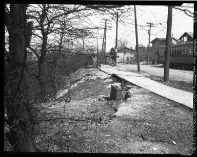 Rapid Transit Photographs -- Box 19, Folder 24 (April 6, 1927) -- negative, 1927-04-06, 10:45 A.M.