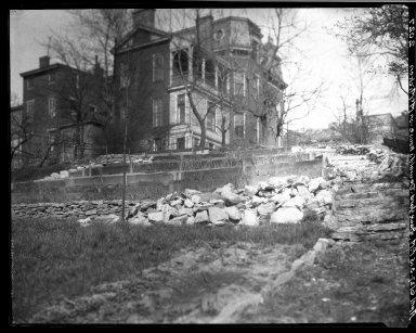 Rapid Transit Photographs -- Box 19, Folder 25 (April 6, 1927) -- negative, 1927-04-06, 3:15 P.M.