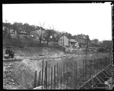 Rapid Transit Photographs -- Box 19, Folder 26 (April 7, 1927) -- negative, 1927-04-07, 3:23 P.M.