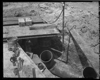 Rapid Transit Photographs -- Box 19, Folder 27 (April 7, 1927 - April 11, 1927) -- negative, 1927-04-11, 12:18 P.M.