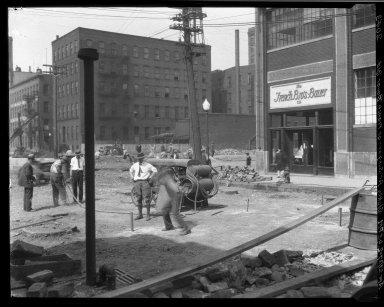 Rapid Transit Photographs -- Box 19, Folder 28 (April 27, 1927) -- negative, 1927-04-27, 2:45 P.M.