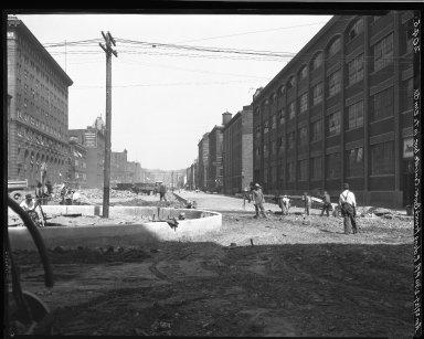 Rapid Transit Photographs -- Box 19, Folder 28 (April 27, 1927) -- negative, 1927-04-27, 2:50 P.M.