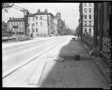 Rapid Transit Photographs -- Box 19, Folder 28 (April 27, 1927) -- negative, 1927-04-27, 3:15 P.M.