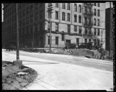Rapid Transit Photographs -- Box 19, Folder 29 (April 27, 1927 - May 2, 1927) -- negative, 1927-04-27, 3:25 P.M.