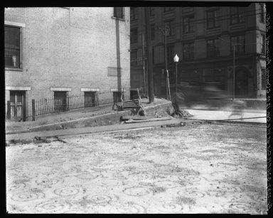 Rapid Transit Photographs -- Box 19, Folder 29 (April 27, 1927 - May 2, 1927) -- negative, 1927-04-27, 3:35 P.M.