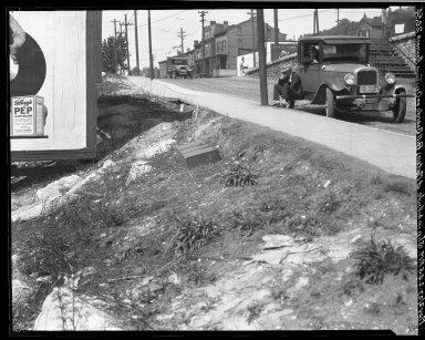 Rapid Transit Photographs -- Box 19, Folder 29 (April 27, 1927 - May 2, 1927) -- negative, 1927-05-02, 2:45 P.M.
