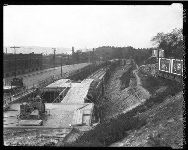 Rapid Transit Photographs -- Box 19, Folder 30 (May 2, 1927) -- negative, 1927-05-02, 3:31 P.M.