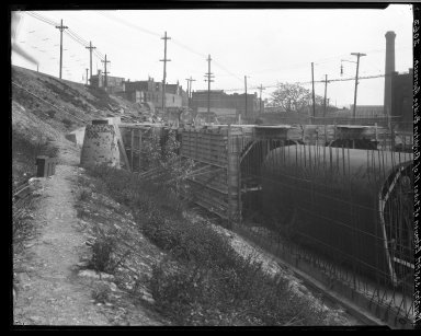 Rapid Transit Photographs -- Box 19, Folder 31 (May 2, 1927 - May 25, 1927) -- negative, 1927-05-02, 3:35 P.M.