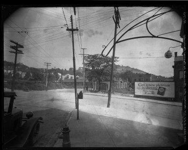 Rapid Transit Photographs -- Box 20, Folder 01 (June 29, 1927 - July 6, 1927) -- negative, 1927-06-29, 3:55 P.M.