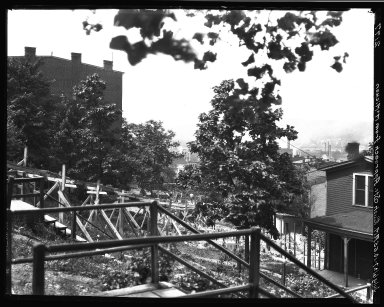 Rapid Transit Photographs -- Box 20, Folder 02 (July 6, 1927) -- negative, 1927-07-06, 10:55 A.M.