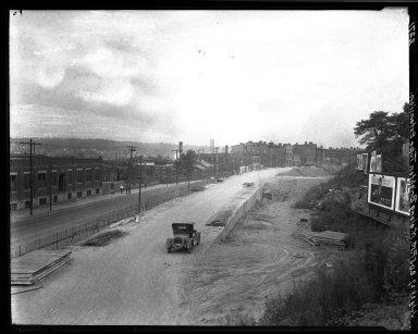 Rapid Transit Photographs -- Box 20, Folder 13 (July 29, 1927) -- negative, 1927-07-29, 3:05 P.M.