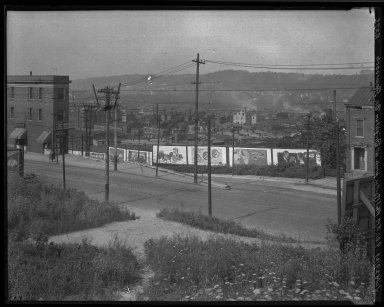 Rapid Transit Photographs -- Box 20, Folder 13 (July 29, 1927) -- negative, 1927-07-29, 9:40 A.M.