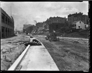 Rapid Transit Photographs -- Box 20, Folder 15 (August 2, 1927 - August 18, 1927) -- negative, 1927-08-02, 11:23 A.M.