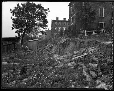 Rapid Transit Photographs -- Box 20, Folder 16 (August 18, 1927 - August 25, 1927) -- negative, 1927-08-18, 11:50 A.M.
