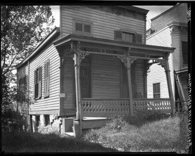 Rapid Transit Photographs -- Box 20, Folder 17 (August 25, 1927) -- negative, 1927-08-25, 2:21 P.M.