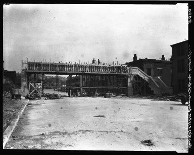 Rapid Transit Photographs -- Box 20, Folder 18 (August 25, 1927 - September 19, 1927) -- negative, 1927-09-19, 2:15 P.M.