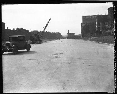 Rapid Transit Photographs -- Box 20, Folder 18 (August 25, 1927 - September 19, 1927) -- negative, 1927-09-19, 2:18 P.M.