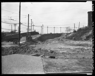 Rapid Transit Photographs -- Box 20, Folder 19 (September 19, 1927) -- negative, 1927-09-19, 2:36 P.M.